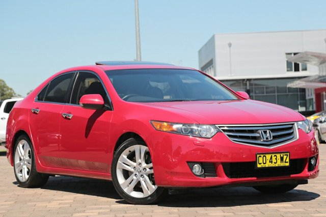 Used Honda Accord Euro Luxury, Warwick Farm, 2009 Honda Accord Euro Luxury Sedan