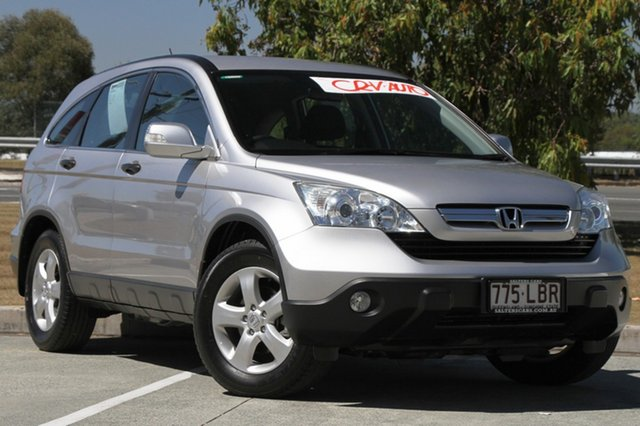 Used Honda CR-V 4WD, Moorooka, Brisbane, 2008 Honda CR-V 4WD Wagon