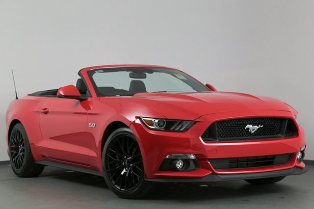 Discounted New Ford Mustang GT SelectShift, Southport, 2017 Ford Mustang GT SelectShift Convertible