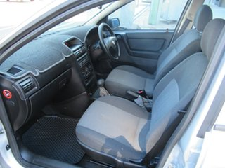 2005 Holden Astra Classic Equipe Hatchback.