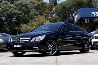 2010 Mercedes-Benz E350 Avantgarde 7G-Tronic Coupe.