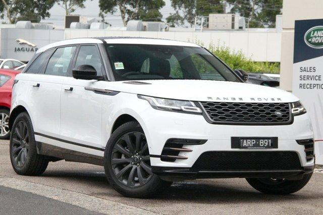 Demonstrator, Demo, Near New Land Rover Range Rover Velar D300 AWD R-Dynamic SE, Port Melbourne, 2017 Land Rover Range Rover Velar D300 AWD R-Dynamic SE Wagon