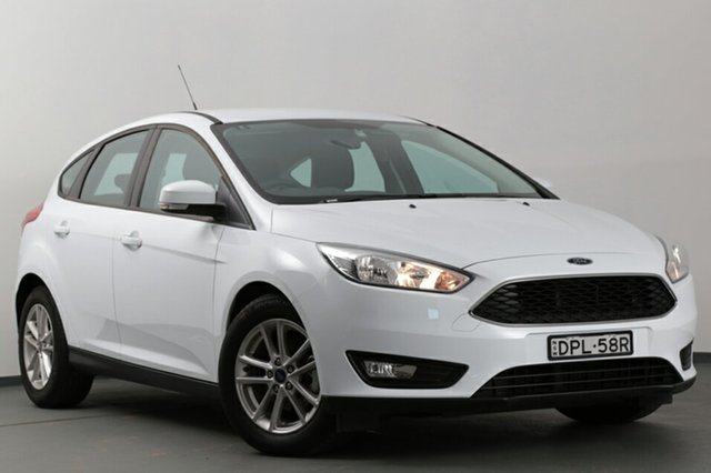 Used Ford Focus Trend, Narellan, 2017 Ford Focus Trend Hatchback