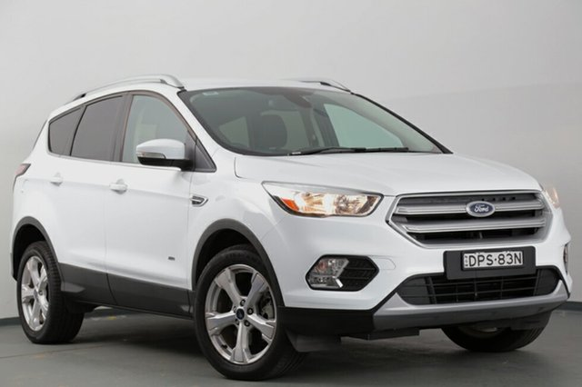 Used Ford Escape Trend PwrShift AWD, Southport, 2017 Ford Escape Trend PwrShift AWD SUV