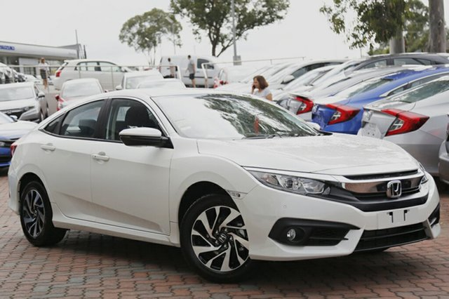 Discounted New Honda Civic VTi-S, Narellan, 2017 Honda Civic VTi-S Sedan