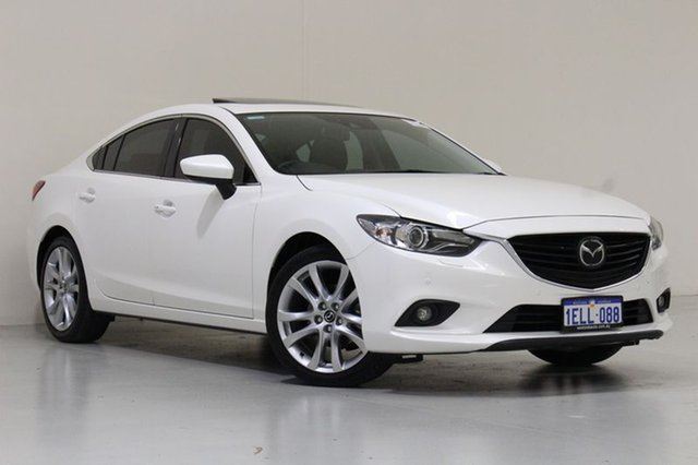 Used Mazda 6 Atenza, Bentley, 2013 Mazda 6 Atenza Sedan