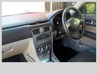 2007 Subaru Forester X Luxury Wagon.