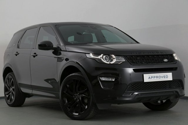 Used Land Rover Discovery Sport TD4 180 HSE, Southport, 2016 Land Rover Discovery Sport TD4 180 HSE SUV