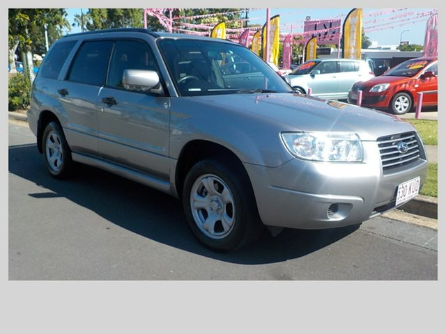 Used Subaru Forester X Luxury, Margate, 2007 Subaru Forester X Luxury Wagon