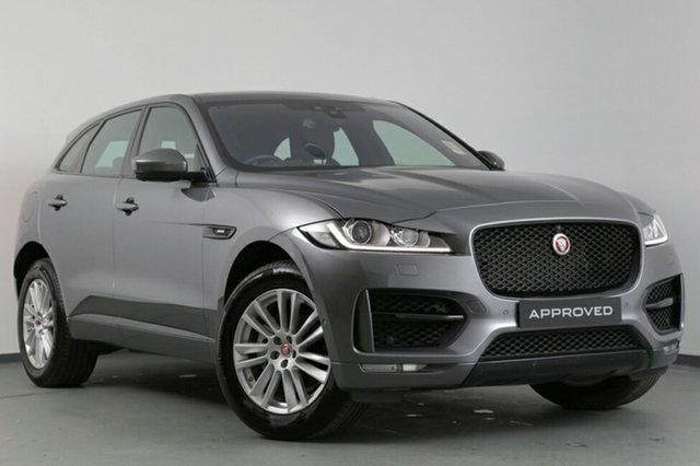 Discounted Demonstrator, Demo, Near New Jaguar F-PACE 20d AWD R-Sport, Southport, 2016 Jaguar F-PACE 20d AWD R-Sport SUV