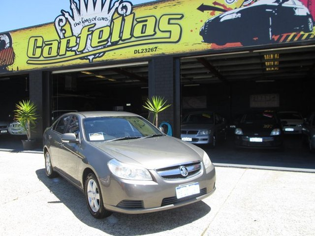 Used Holden Epica CDX, O'Connor, 2008 Holden Epica CDX Sedan