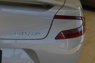 2015 Aston Martin Vanquish Volante SA Convertible.