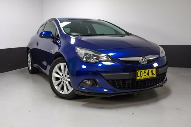 Used Holden Astra GTC, Rutherford, 2015 Holden Astra GTC Hatchback