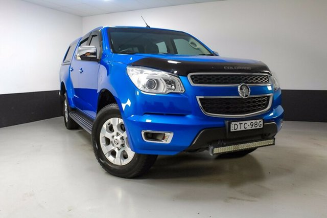 Used Holden Colorado LTZ Crew Cab, Rutherford, 2014 Holden Colorado LTZ Crew Cab Utility