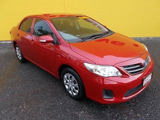 Discounted Used Toyota Corolla Ascent, Winnellie, 2013 Toyota Corolla Ascent Sedan