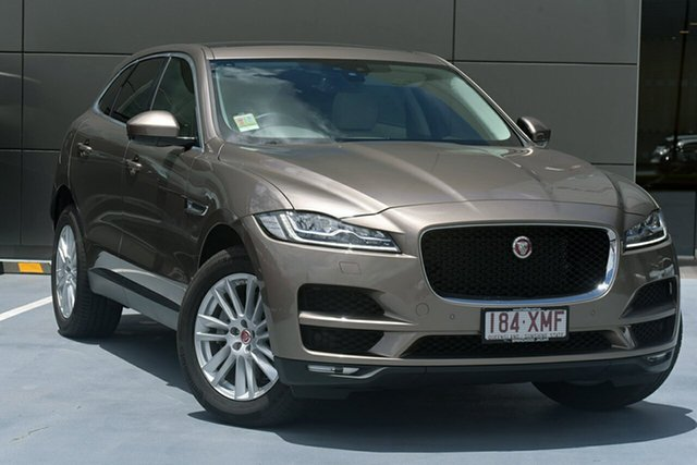 Demonstrator, Demo, Near New Jaguar F-PACE, Southport, 2016 Jaguar F-PACE Wagon