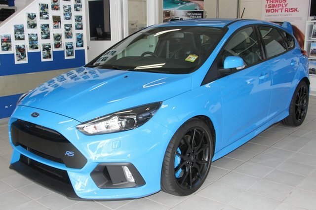 New Ford Focus RS AWD, Beaudesert, 2017 Ford Focus RS AWD Hatchback
