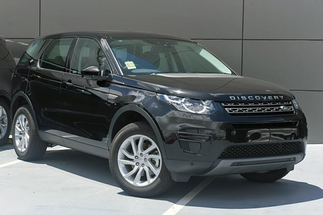 New Land Rover Discovery Sport TD4 110kW SE, Springwood, 2017 Land Rover Discovery Sport TD4 110kW SE Wagon