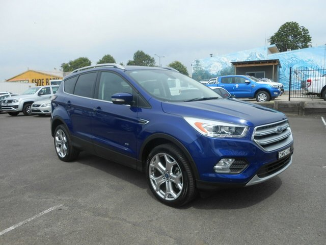 Used Ford Escape Titanium AWD, Nowra, 2016 Ford Escape Titanium AWD Wagon