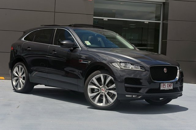 Demonstrator, Demo, Near New Jaguar F-PACE 20d AWD Prestige, Southport, 2016 Jaguar F-PACE 20d AWD Prestige Wagon