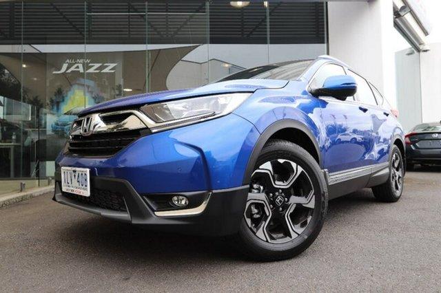 Demonstrator, Demo, Near New Honda CR-V VTi-S FWD, Hoppers Crossing, 2018 Honda CR-V VTi-S FWD Wagon