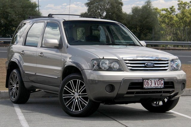 Used Ford Escape, Moorooka, Brisbane, 2006 Ford Escape Wagon