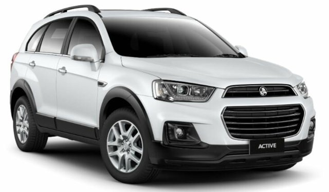 New Holden Captiva Active 2WD, Atherton, 2017 Holden Captiva Active 2WD Wagon