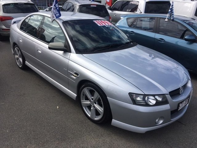 Used Holden Commodore SS, Alexandra Headland, 2004 Holden Commodore SS Sedan