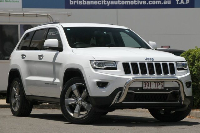 Used Jeep Grand Cherokee Limited, Toowong, 2014 Jeep Grand Cherokee Limited Wagon