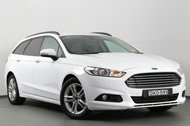 Discounted Used Ford Mondeo Ambiente PwrShift, Narellan, 2016 Ford Mondeo Ambiente PwrShift Wagon