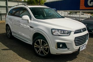 Used Holden Captiva 7 LTZ (AWD), Oakleigh, 2017 Holden Captiva 7 LTZ (AWD) CG MY16 Wagon