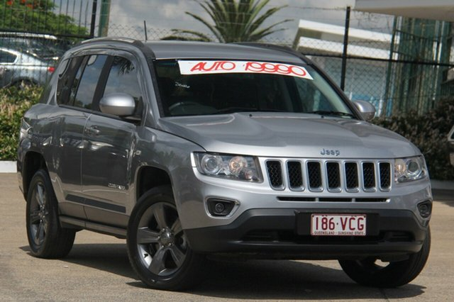 Used Jeep Compass North, Moorooka, Brisbane, 2014 Jeep Compass North Wagon