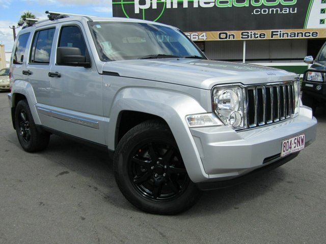 Used Jeep Cherokee Limited (4x4), Loganholme, 2012 Jeep Cherokee Limited (4x4) Wagon