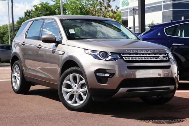 New Land Rover Discovery Sport TD4 180 HSE, Osborne Park, 2017 Land Rover Discovery Sport TD4 180 HSE Wagon