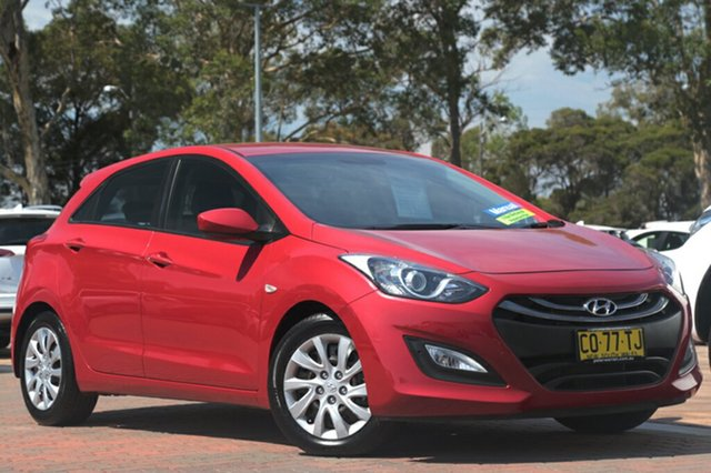 Used Hyundai i30 Active, Southport, 2014 Hyundai i30 Active Hatchback