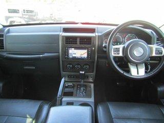 2012 Jeep Cherokee Limited (4x4) Wagon.