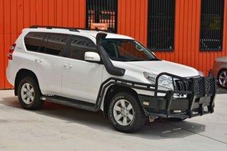 2014 Toyota Landcruiser Prado GXL Wagon.