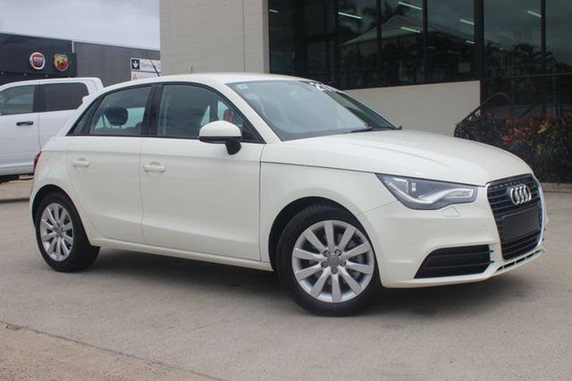 Used Audi A1 Attraction Sportback S tronic, Cairns, 2014 Audi A1 Attraction Sportback S tronic Hatchback
