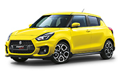 New Suzuki Swift Sport, Inland City Suzuki, Wagga Wagga