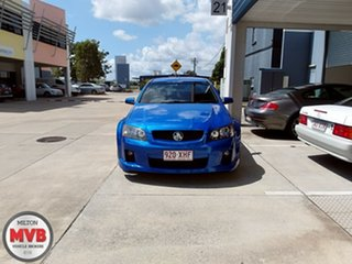 2008 Holden Commodore SS Utility.