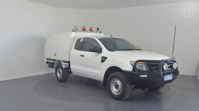 Used Ford Ranger XL 3.2 (4x4), Altona North, 2012 Ford Ranger XL 3.2 (4x4) Super Cab Chassis