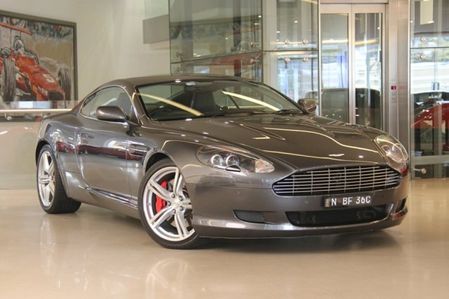 Used Aston Martin DB9, Waterloo, 2007 Aston Martin DB9 Coupe