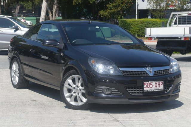 Used Holden Astra Twin TOP, Southport, 2008 Holden Astra Twin TOP Convertible