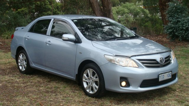 Used Toyota Corolla Ascent Sport, Queanbeyan, 2011 Toyota Corolla Ascent Sport Sedan