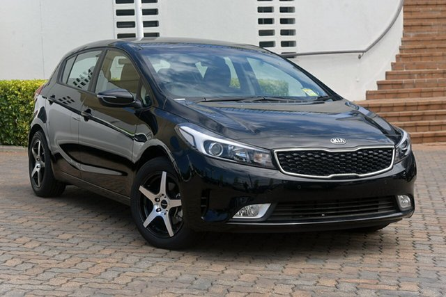 Discounted Demonstrator, Demo, Near New Kia Cerato S, Southport, 2017 Kia Cerato S Hatchback
