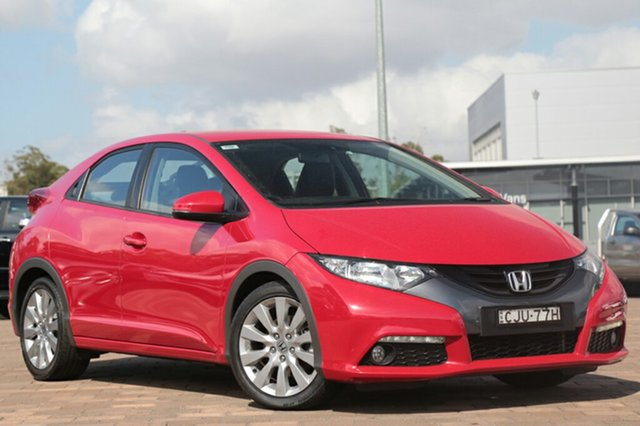 Discounted Used Honda Civic VTi-L, Southport, 2012 Honda Civic VTi-L Hatchback