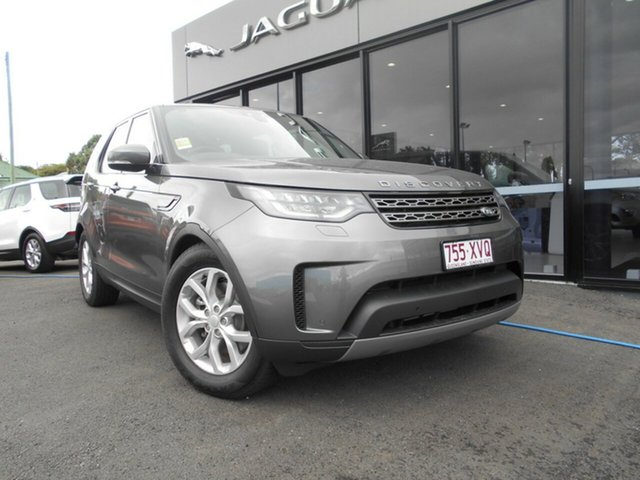 Discounted Demonstrator, Demo, Near New Land Rover Discovery TD6 SE, Toowoomba, 2017 Land Rover Discovery TD6 SE Wagon