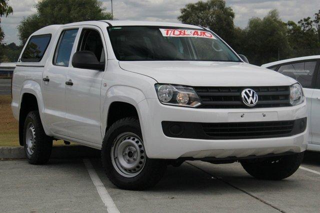 Used Volkswagen Amarok TDI420, Moorooka, Brisbane, 2014 Volkswagen Amarok TDI420 Utility