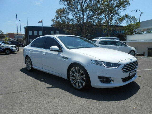 Used Ford Falcon G6E Turbo, Nowra, 2015 Ford Falcon G6E Turbo Sedan