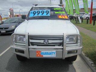 2003 Holden Jackaroo SE Wagon.